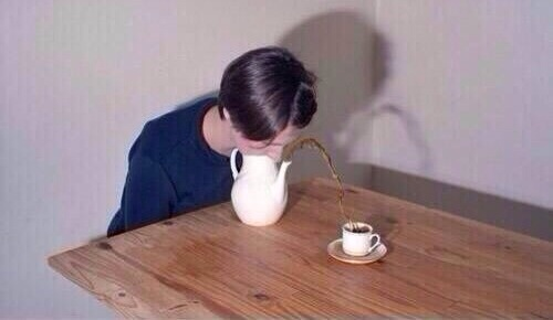 So I've been using teapots incorrectly my whole life…