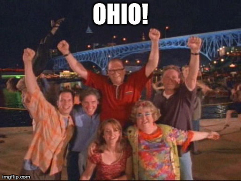 At a very young age, this was the only reason I knew where Cleveland was.