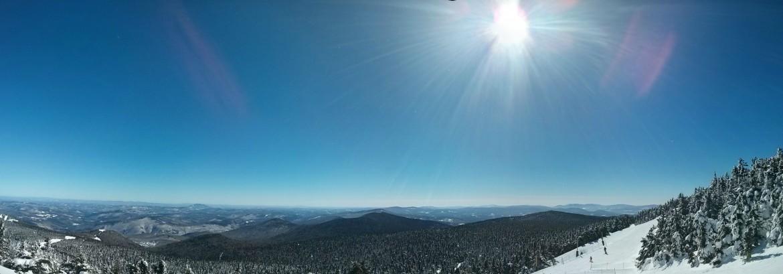 Top of mount Killington [4774×1672]