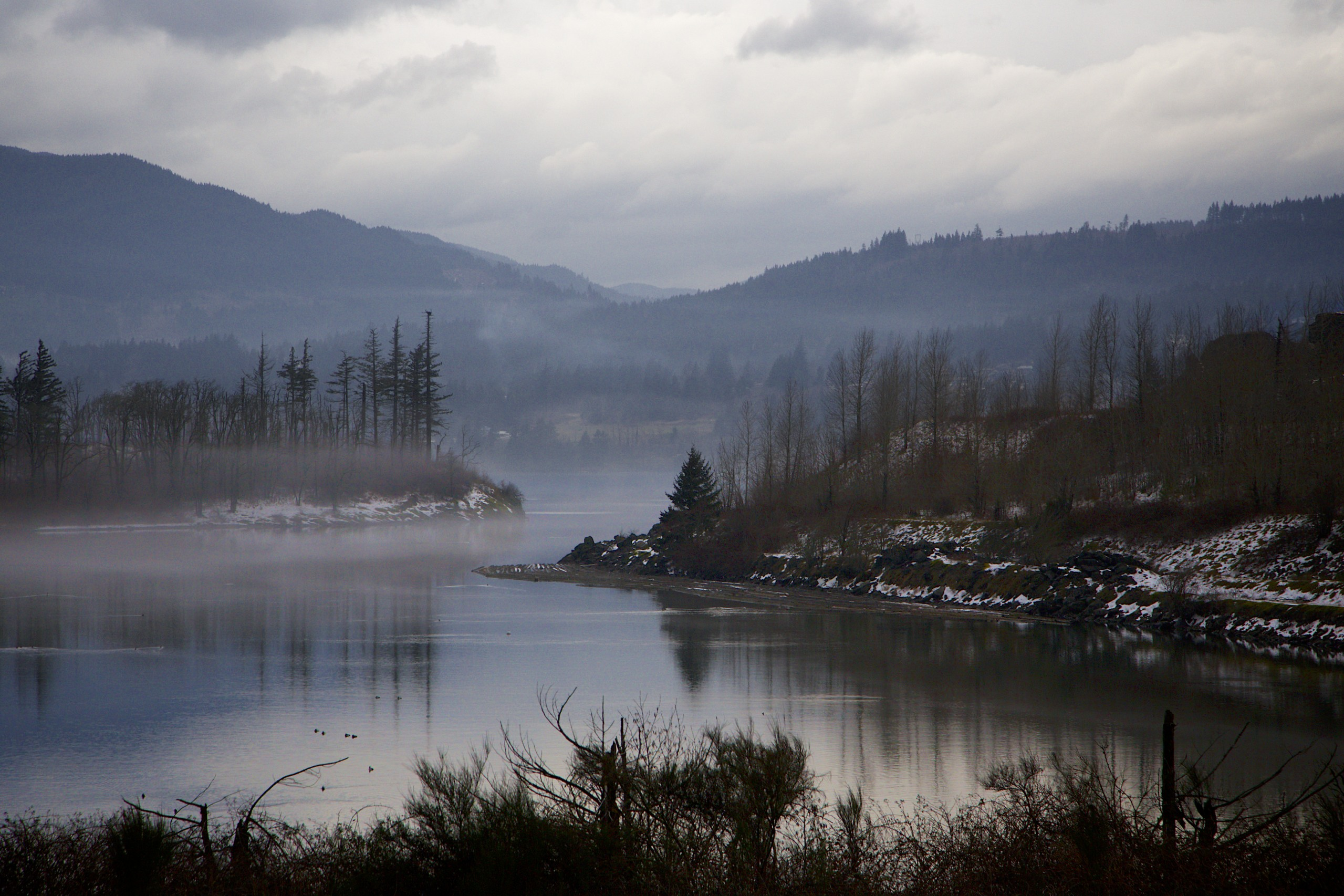 Oc i took this photo in portland oregon last week for The hood river