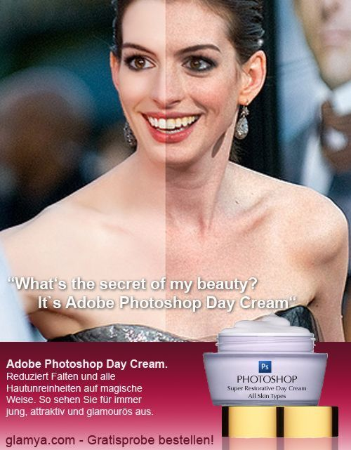 Adobe Photoshop Daycream ;)