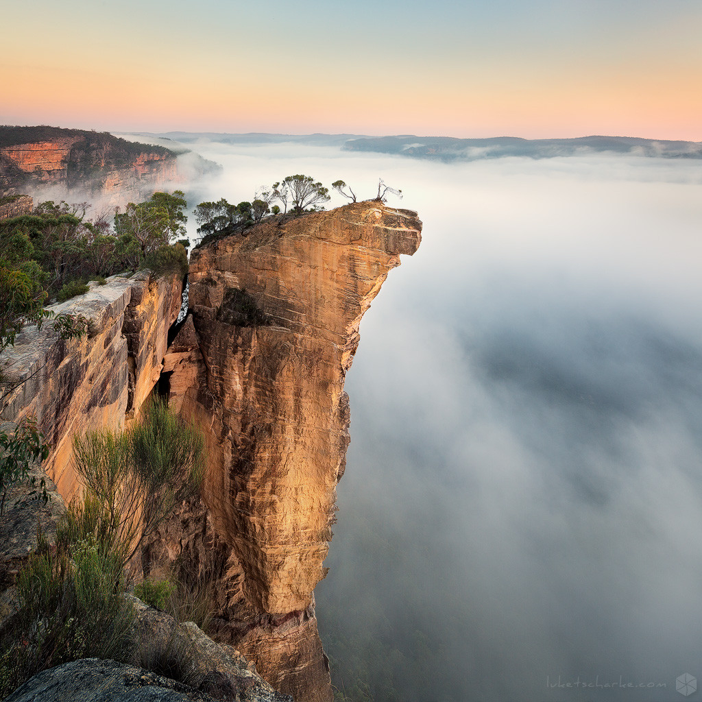Blue Mountains, New South Wales, Australia [1024×1024]