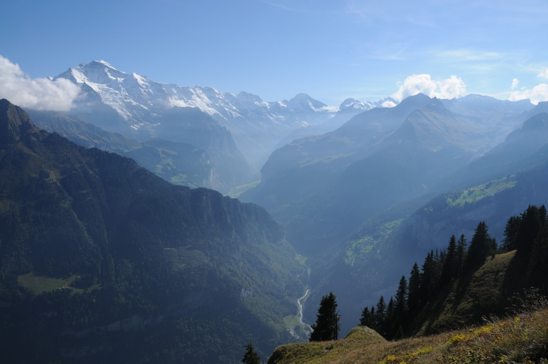 The Swiss Alps [4288×2848] by Ana Vianna